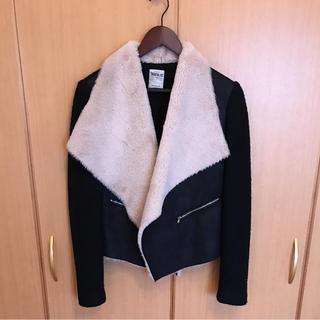 ザラ(ZARA)のジャケット(毛皮/ファーコート)