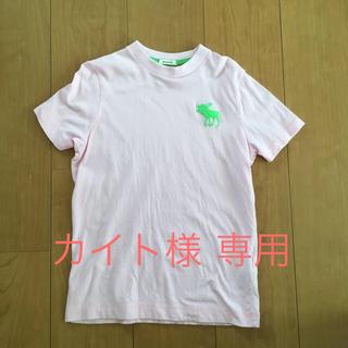 アバクロンビーアンドフィッチ(Abercrombie&Fitch)のアバクロ T シャツ 130 cm 男の子(Tシャツ/カットソー)