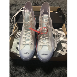 Off-White Converse Chuck Taylor All Star