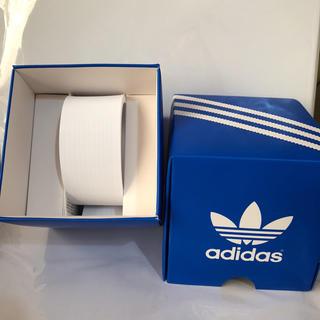 アディダス(adidas)のアディダス 時計 ブルー空箱(腕時計(アナログ))