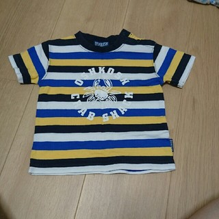オシュコシュ(OshKosh)のOSHKOSH ボーダー Tシャツ 70(Tシャツ)
