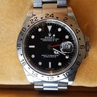 ロレックス(ROLEX)のROLEX EXPLORER ll  16570(腕時計(アナログ))