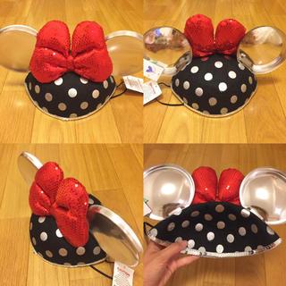 Disney - 香港♡ディズニー♡ミニー♡イヤーハット