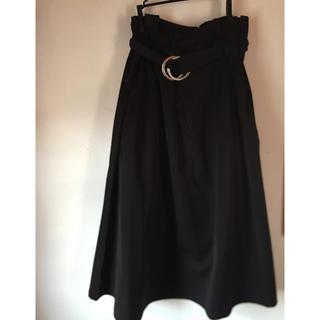 ザラ(ZARA)のザラスカート(ひざ丈スカート)
