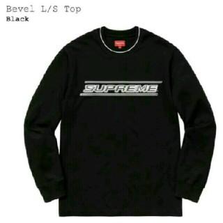 シュプリーム(Supreme)のSupreme® Bevel L/S Top ロンT(Tシャツ/カットソー(七分/長袖))