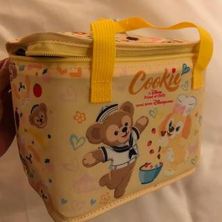 Disney - ダッフィー クッキー 保冷バッグ 香港ディズニーランド限定