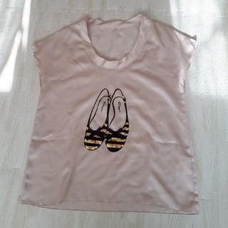 アダムエロぺ(Adam et Rope')のアダム・エ・ロペ 半袖トップス(Tシャツ(半袖/袖なし))