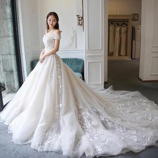 超美品 ウエディングドレス(ウェディングドレス)