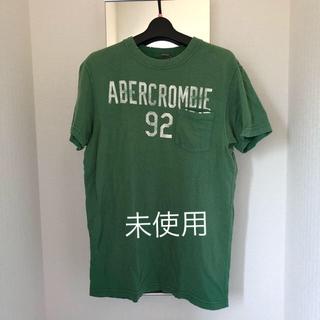 アバクロンビーアンドフィッチ(Abercrombie&Fitch)の【未使用】アバクロ  tee(Tシャツ/カットソー(半袖/袖なし))