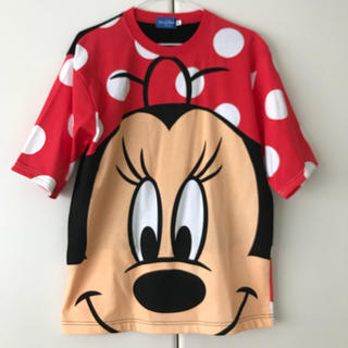 Disney - ディズニー ミニーシャツ Mサイズ