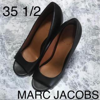 マークジェイコブス(MARC JACOBS)の最終値下げ【美品】MARC JACOBS パンプス 35 1/2(ハイヒール/パンプス)