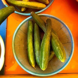 夏緑野菜セット!!無農薬!(野菜)