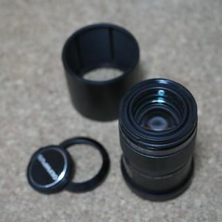OLYMPUS - オリンパス m.zuiko 60mm F2.8 macro フード付