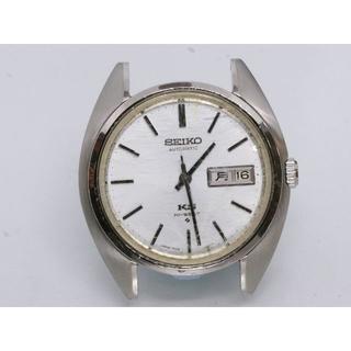 セイコー(SEIKO)のキングセイコー ハイビート メダリオン デイデイト 5626-7080自動巻(腕時計(アナログ))