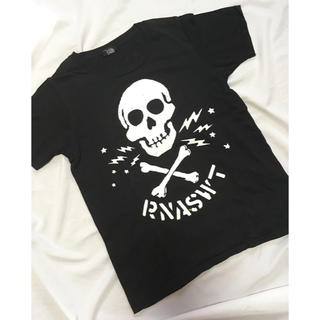 アールエヌエー(RNA)の★スカルプリントTシャツ★(Tシャツ(半袖/袖なし))
