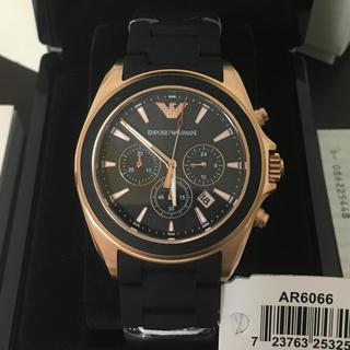 エンポリオアルマーニ(Emporio Armani)の新品 エンポリオアルマーニ AR6066腕時計(腕時計(アナログ))