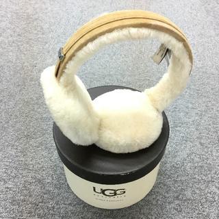 アグ(UGG)のアグ UGG イヤーマフヘッドホン(ヘッドフォン/イヤフォン)