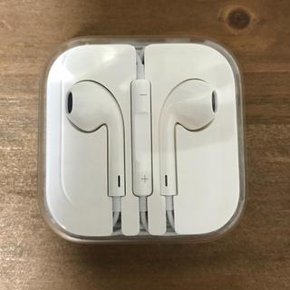 Apple - iPhone イヤホン 正規品
