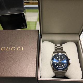 グッチ(Gucci)のグッチ GUCCI DIVE 時計(腕時計(アナログ))