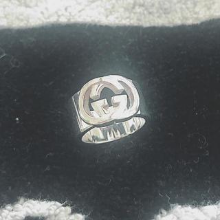 グッチ(Gucci)のGUCCIリング指輪13号シルバーグッチメンズ(リング(指輪))