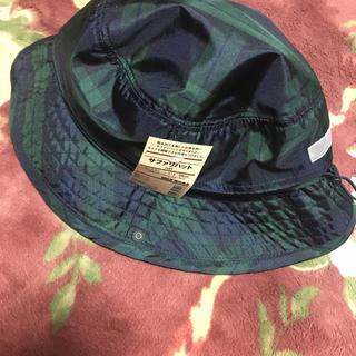ムジルシリョウヒン(MUJI (無印良品))のサファリハット(帽子)