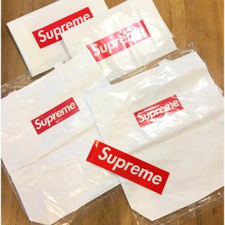 シュプリーム(Supreme)のsupreme ノベルティー BOXロゴ エコバッグ(エコバッグ)