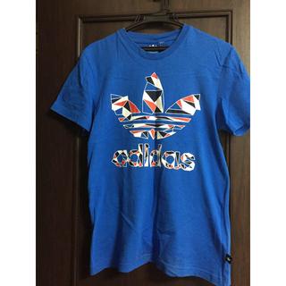 アディダス(adidas)のアディダス 中古Tシャツ(Tシャツ/カットソー(半袖/袖なし))