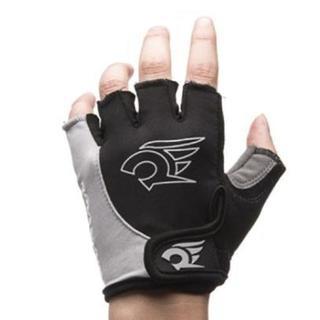 サイクリンググローブ バイク 自転車グローブ 手袋 グレー(手袋)