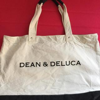 ディーンアンドデルーカ(DEAN & DELUCA)のDEAN&DELUCA トートバッグ 美品(トートバッグ)