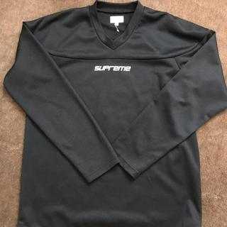 シュプリーム(Supreme)のSupreme Hockey Jersey ホッケージャージ シュプリーム(Tシャツ/カットソー(七分/長袖))