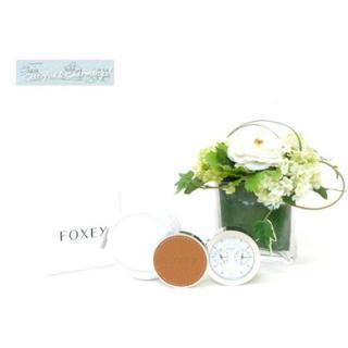フォクシー(FOXEY)のFOXEY オリジナル トラベルデュアルウォッチ(置時計)