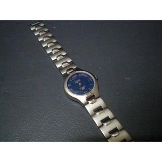 エムシーエム(MCM)のMCM vintage ネイビー(腕時計)