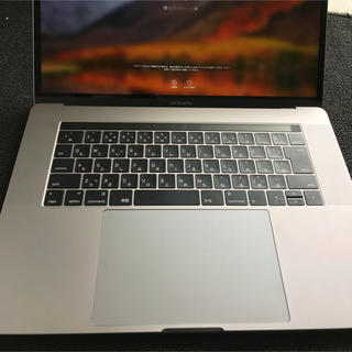 Apple - macbook pro 2016 15インチ touch bar
