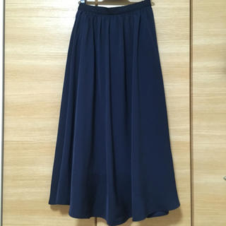 GU - GU スカート ネイビー S
