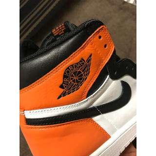 ナイキ(NIKE)のNIKE AIR JORDAN 1 RETRO HIGH OG custom(スニーカー)