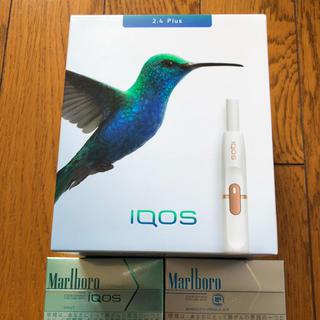 アイコス(IQOS)のアイコス 2.4Plus (タバコグッズ)