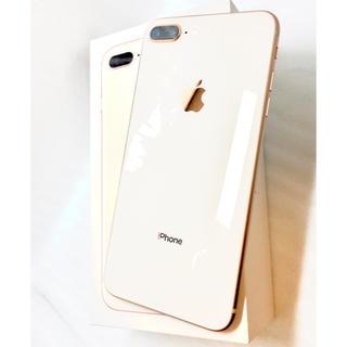 Apple - 美品 iPhone8plus 64GB docomo  ゴールド 未使用付属品
