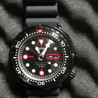 セイコー(SEIKO)の試着のみ SEIKO セイコー プロスペック マリンマスター ゴルゴ13 限定(腕時計(アナログ))