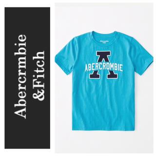 アバクロンビーアンドフィッチ(Abercrombie&Fitch)の◎新品正規品◎アバクロ◎Abercombie&Fitch◎UネックTシャツ◎(Tシャツ/カットソー(半袖/袖なし))