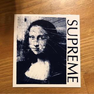 シュプリーム(Supreme)のsupreme シュプリーム  ステッカー モナリザ(ノベルティグッズ)