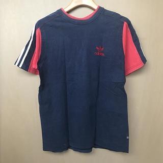 アディダス(adidas)のアディダス【90s】ワンポイントロゴカットソー 641(Tシャツ/カットソー(半袖/袖なし))
