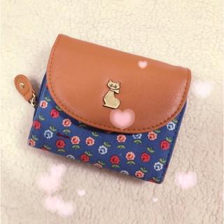 ねこちゃん 財布♡