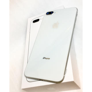 Apple - 未使用 SIMフリー iPhone8plus 256GB  シルバー