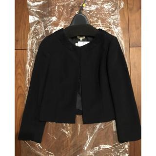 トッカ(TOCCA)のtocca tiara ジャケット 0サイズ(ノーカラージャケット)