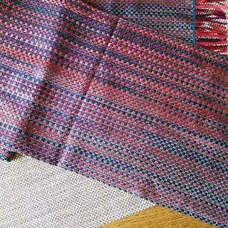 盛岡中村工房のシルクリボンのスカーフ(マフラー/ショール)