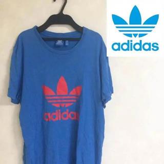 アディダス(adidas)のadidas originals Tシャツ ロゴ(Tシャツ/カットソー(半袖/袖なし))