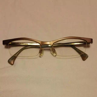 アランミクリ(alanmikli)の★値下げしました★alain mikli アランミクリ 眼鏡(サングラス/メガネ)