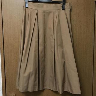 ドアーズ(DOORS / URBAN RESEARCH)のフレアスカート(ひざ丈スカート)