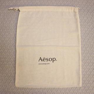 イソップ(Aesop)の【未使用】Aesop イソップ ショップ袋 巾着袋 ショッパー(ショップ袋)
