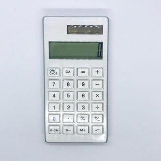 シンプルデザイン電卓(オフィス用品一般)